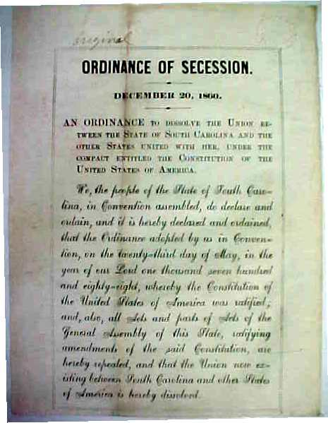 south secession essay Is vital to have an understanding of the context in which the secession occurred this essay will begin by laying of the south was almost to secession essay.
